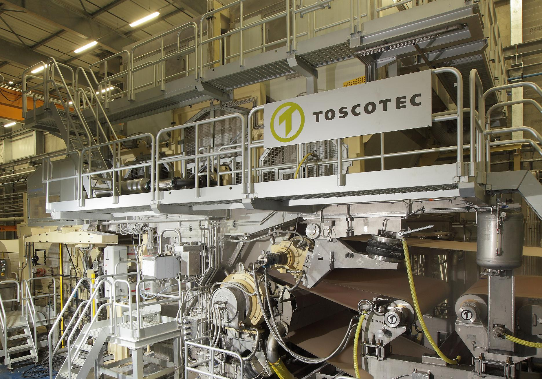 Lithuania's Grigiskes boosts production capacity after investing in the new tissue line