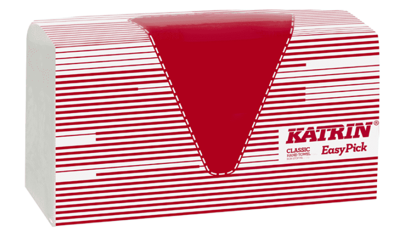 In the AfH market, Metsä Tissue has broadened its product range with the launch of Katrin Easy Pick