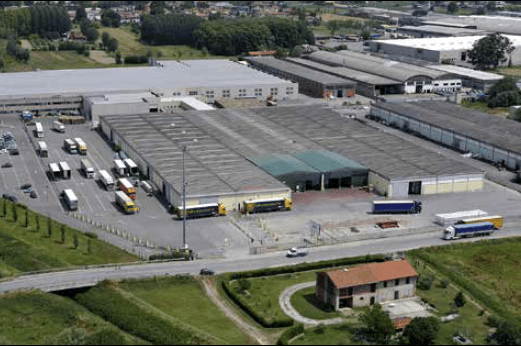 The Italian footprint of the two plants is strategically important for the business