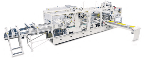 The main goals are to increase production to meet market demand and decrease down time from changeovers