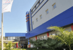 The machine will be based at the company's Sétif plant, where its designed capacities will put it in the first rank of the entire North Africa region