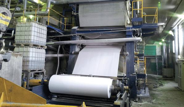 In 2004, Karina purchased PM2, a 2.3m working width former kraft paper machine of Italian origin