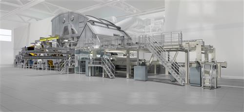 Paper production capacity at Renova's Torres Novas mill will be boosted by 50% following the NTT installation