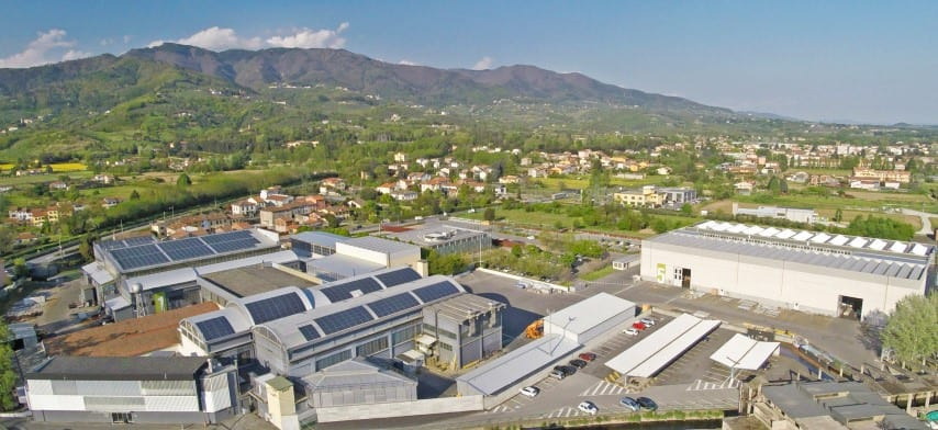 Lucca-based site where Milltech will be based