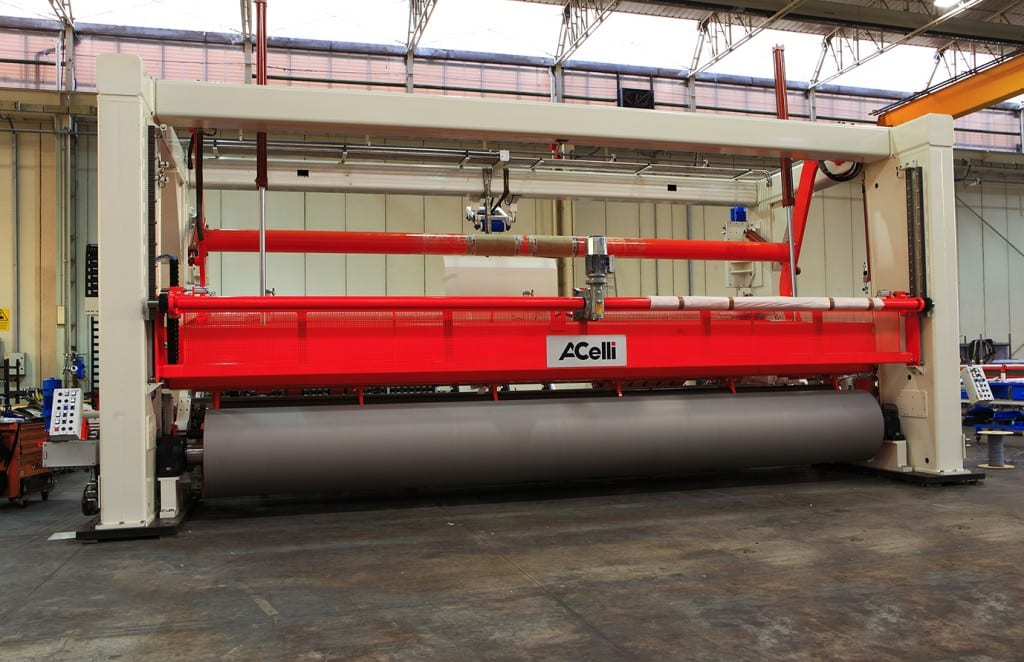 The model AC882 rewinders will have a paper width of 5,620mm and a speed of 1,000 metres per minute