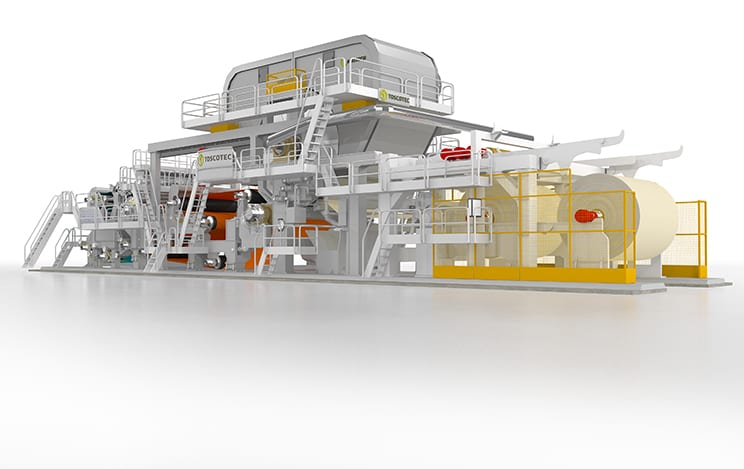 Once up and running, production capacity at the Longyou mill will increase by 60,000tpy