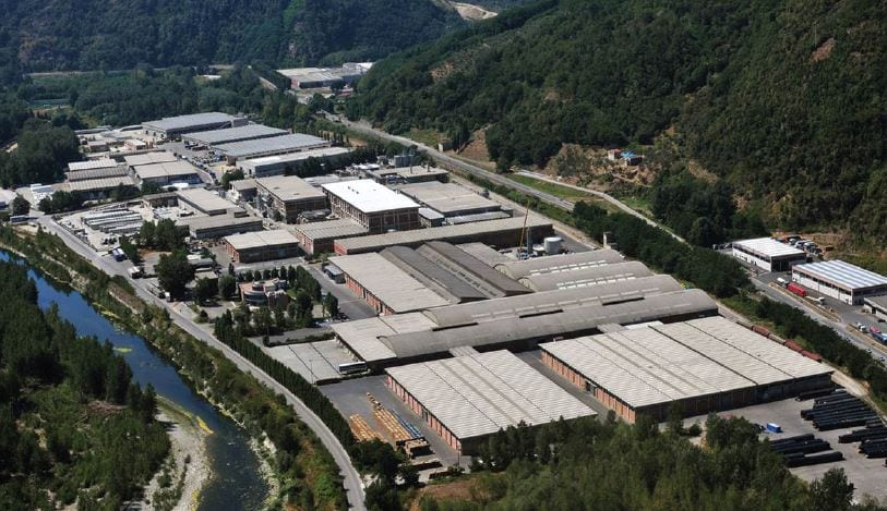 Set in the heartland of tissue, Lucart's Diecimo plant is one of the largest in Europe dedicated to the production and conversion of tissue.