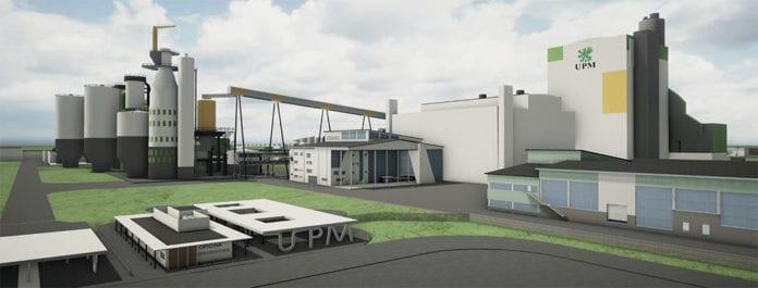 Efficient single-line operation UPM eucalyptus pulp mill Uruguay