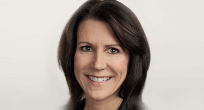 President and chief executive Linda K. Massman