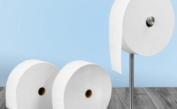 Procter & Gamble launches Charmin Forever Roll: designed to last up to one month