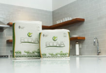ECOVE, 100% plastic-free: the perfect paper wrapped pack is created