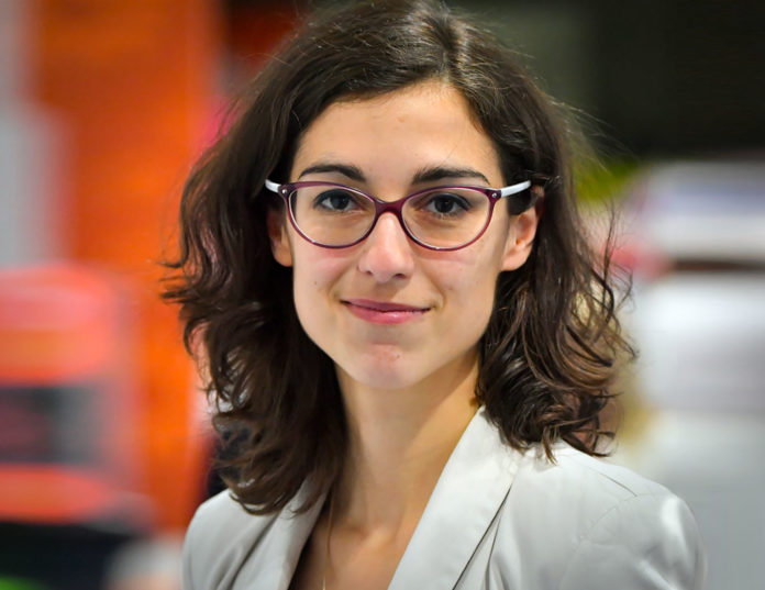 Sarah Laouadi, European policy manager, Freight Transport Association