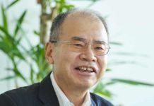 Mr. Kazufumi Yamasaki, President, Nippon Paper Crecia Co.