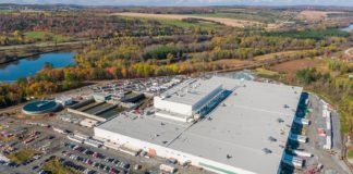 Q1 target for start-up: Critical weeks ahead to get TAD line on stream at Kruger's impressive Sherbrooke plant in Quebec.