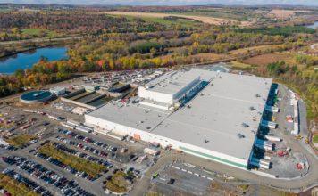 Q1 target for start-up: Critical weeks ahead to get TAD line on stream at Kruger's impressive Sherbrooke plant in Quebec.