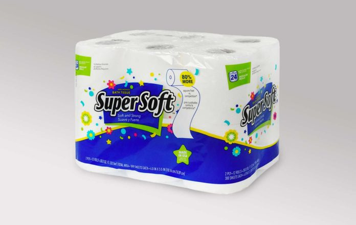 Savvy consumers: Royal Paper's SuperSoft brand targets the value equation