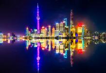 """""""Shanghai Skyline"""" CC"""