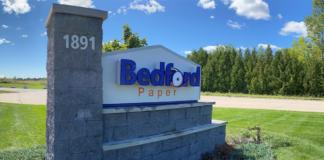 Bedford Paper, Wisconsin