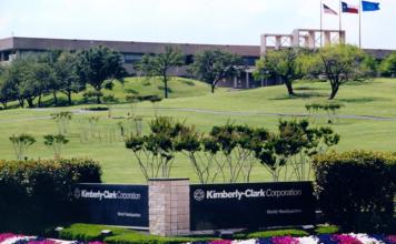 K-C's headquarters in Dallas