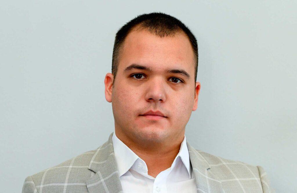 Above: Lazar Stevanović, Commercial Director of Čačak-based manufacturer Camelia