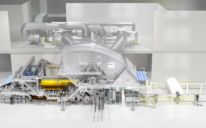 Valmet machinery