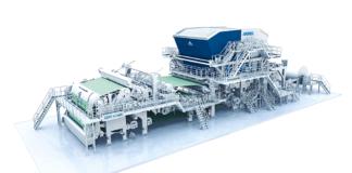 Andritz machinery