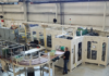 Infinity-supplied packaging line for Monalisa