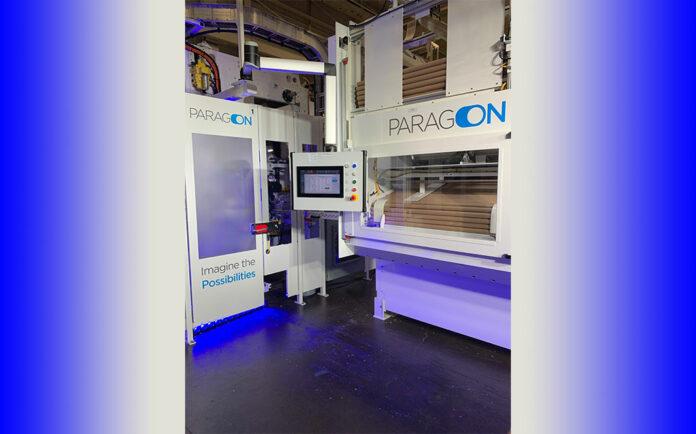 PCMC's patent-pending Paragon rewinder produces superior caliper, bulk and diameter flexibility, according to the supplier