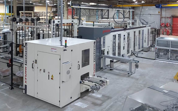 JCS Kochavinska Paper Factory diversifies after investing in a Maflex-supplied Hermes line