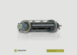 Toscotec's shoe press technology TT NextPress