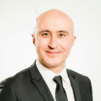 Benoit Fécamp, EAME Market Development Manager, SOLAR TURBINES, Switzerland