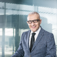 Luca Linari, Managing Director, Andritz Novimpianti, Italy