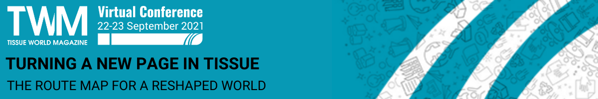 Tissue World Virtual Conference 2021 - Turning a new page in Tissue